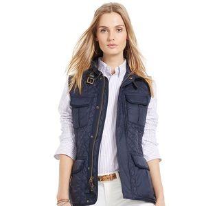 Polo Ralph Lauren Puffer zip up vest